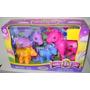 Toysmith Pony Juego De Familia
