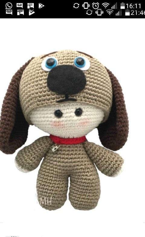 30 Amigurumi Crochet Doll Toys Free Patterns | Crochet toys ... | 782x480