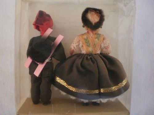 muñecos antiguos franceses  cybelle  años 50s de sololoy