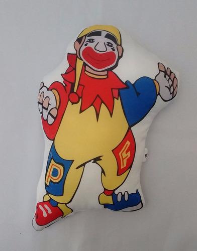 muñecos apego souvenir piñon fijo sublimados