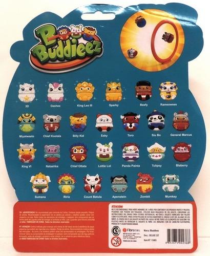 muñecos b buddieez 2 pulseras coleccion tv cod 15005 bigshop