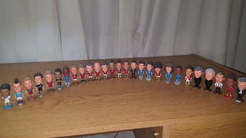 muñecos cabezones de futbol kodoto