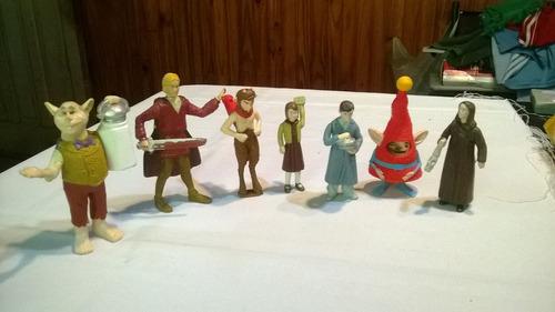 muñecos coleccion lomas de zamora