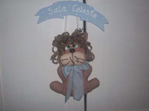 Muñecos country  carteles para cuarto o bienvenido...!!!!    160 ...