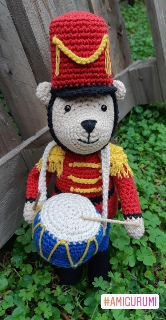Porta Retrato Amigurumi Crochet Reno Navidad - $ 180.00 en Mercado ... | 1038x540