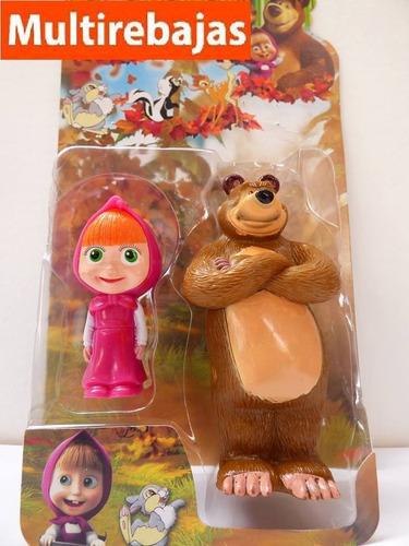 muñecos de la masha y el oso / set de masha y e oso