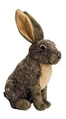 muñecos de peluche,juguete wild republic cuddlekins hare..