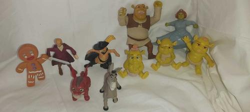 muñecos de shrek mc donalds