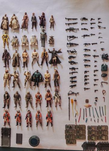muñecos de star war  alianza rebeldes
