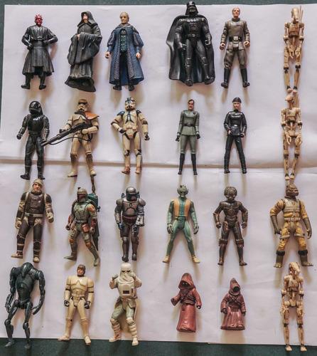 muñecos de star war imperiales