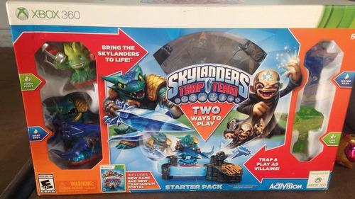 muñecos de xbox 360 skylanders giants