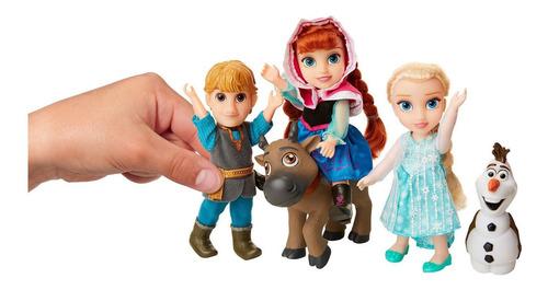 muñecos frozen gift set disney