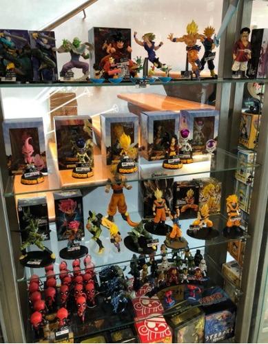 muñecos funko pop 100% originales coleccion dragon ball z