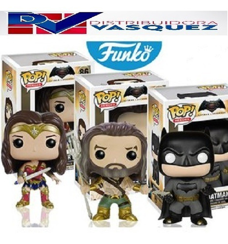 muñecos funko pop 100% originales consulta modelo disponible