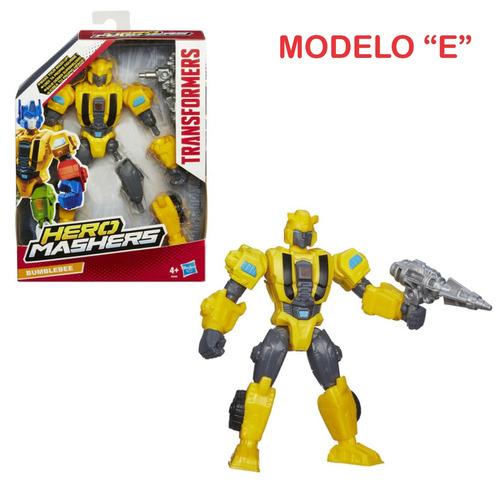 muñecos hero mashers transformers hasbro - mundo manias