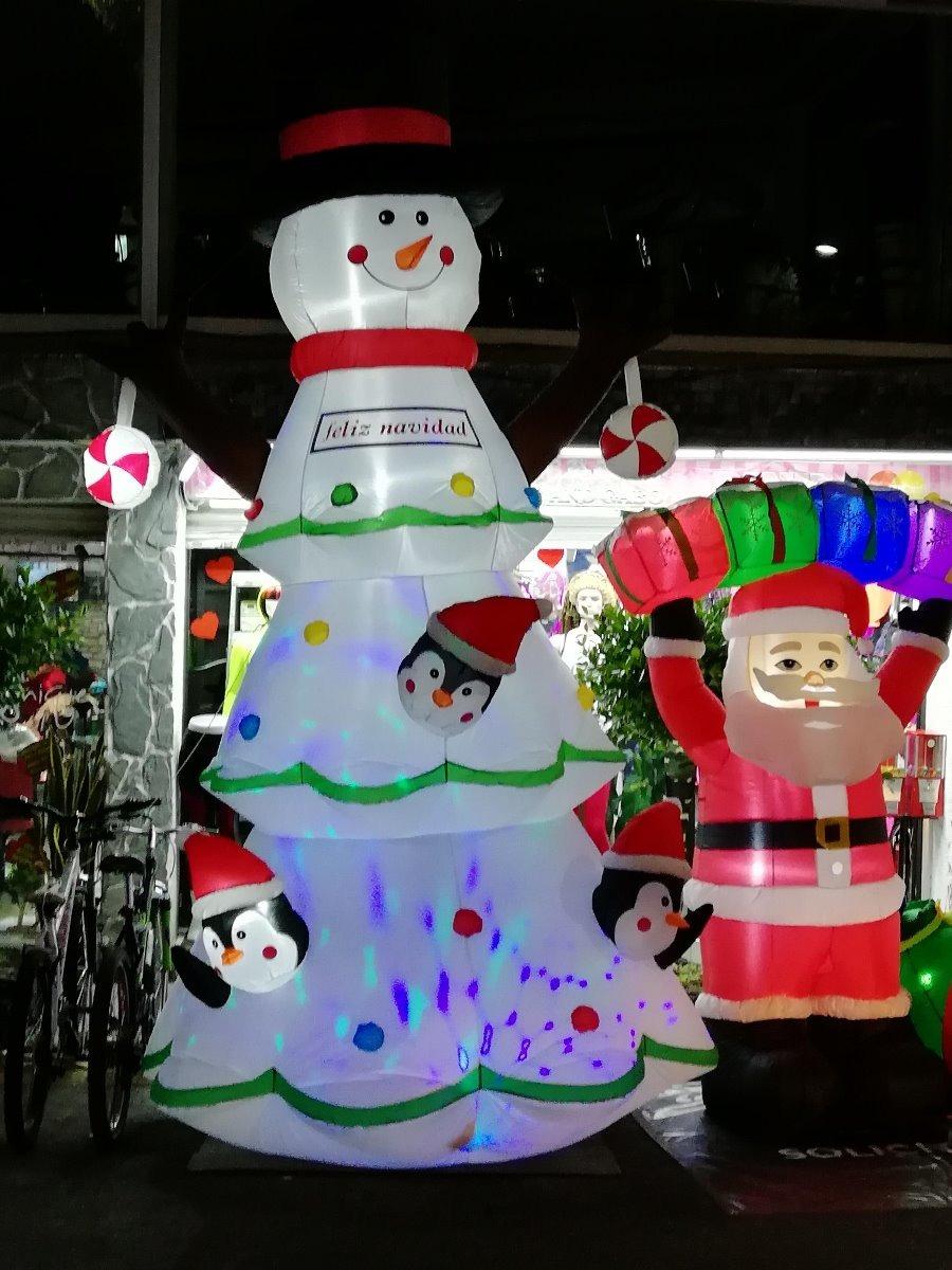 90a90452e1d muñecos inflables navideños pino gigante. Cargando zoom.