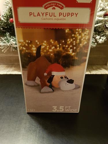 muñecos inflables y adornos de navidad preguntar precio