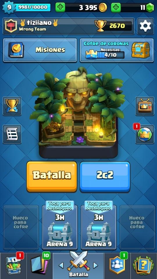 Arena Figuras Royale Juguetes Muñecos Clash 9 De QrsdtCh