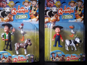 Muñecos Juguetes En De Juegos Granja Y La Zenon N08opkwx hQrCtsdx