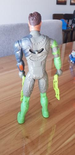 muñecos max steel,