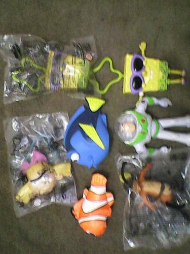 muñecos mcdonalds