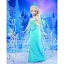 Hermosa Muñeca Disney Frozen Princesa Elsa De Arendelle
