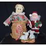 Navidad Santa Claus Con Musica Y Varios