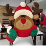 Muñecos De Navidad (cubre Sillas)