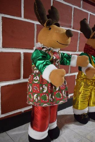 muñecos navideño navideños