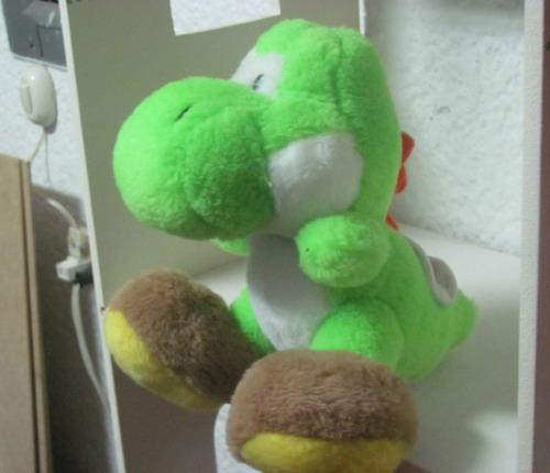muñecos peluche yoshi 25 cms mario bros pago mercadopago