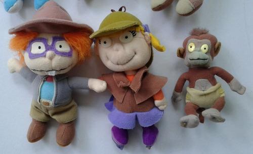 muñecos personajes los rugrats. originales.