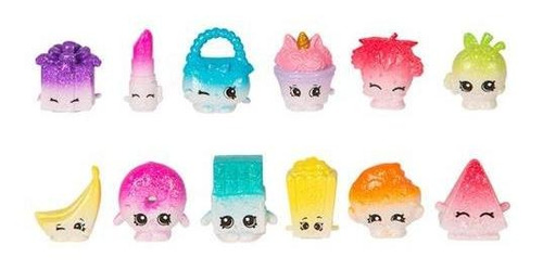 muñecos shopkins unicorn fans club 12 figuras original