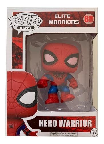 muñecos tipo funko pop avengers thanos spiderman
