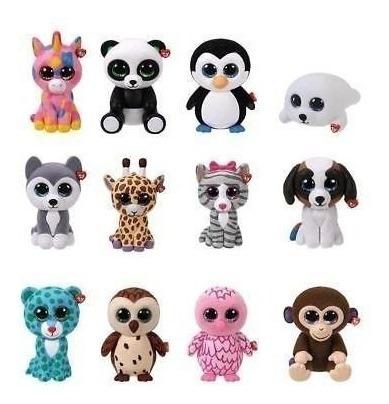muñecos ty mini boos sorpresa coleccionables serie 1