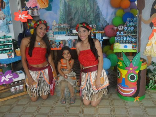 muñecotes mickey peppa payasita recreadore baby shower moana