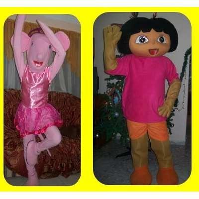muñecotes mickey y minnie 04140140452 y mas!!!!!!!.....