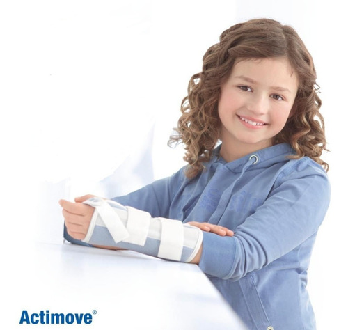 muñequera con ferula actimove talla ped para niños