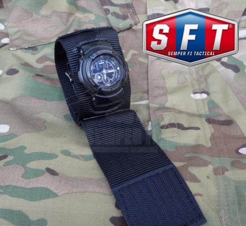 Fi Tactical® Cubre De Reloj Semper Muñequera mw8nN0