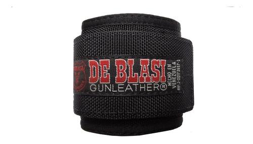 muñequera  extrafuerte- nylon dupont- de blasi gunleather