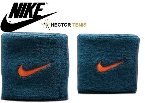 5d2af438f Muñequera Nike Dri Fit Doublewide 2.0 Par Toalla Hectortenis - $ 780 ...