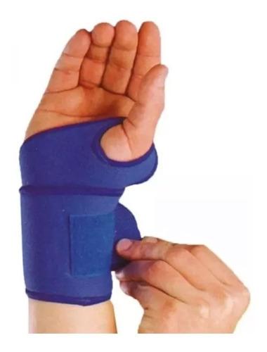 muñequera ortopedica
