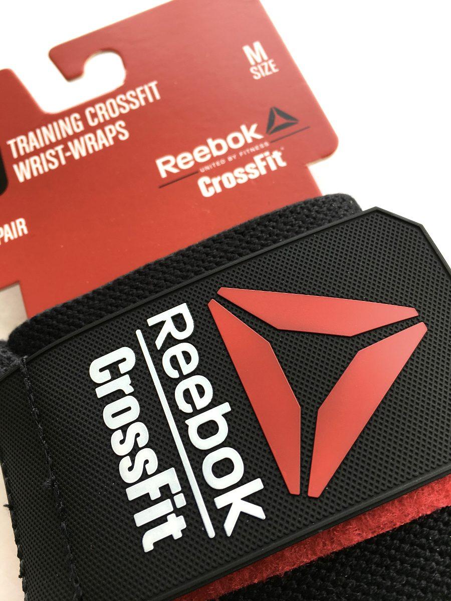 Galleta recursos humanos orgánico  Muñequeras Entrenamiento Reebok Crossfit Wrist-wraps - $ 953,86 en ...