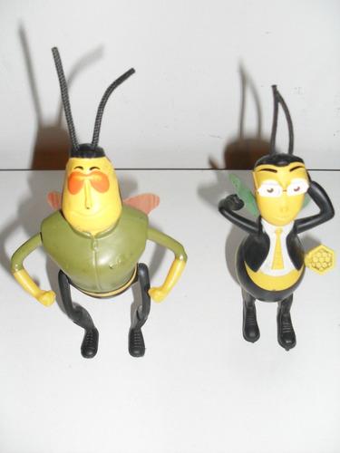 muñequitos pelicula all bee abejitas mac donals