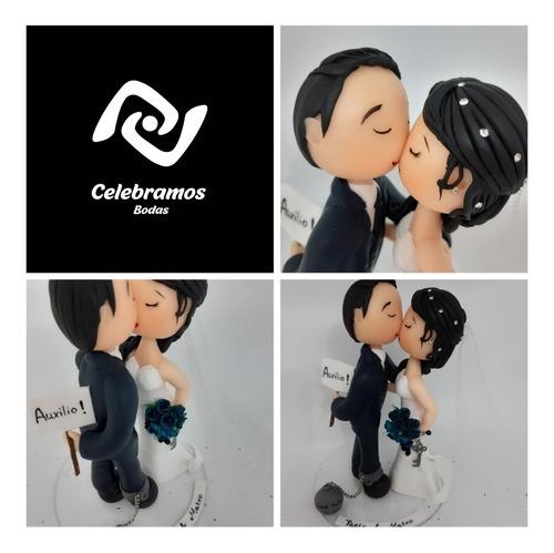 muñequitos personalizados para matrimonio