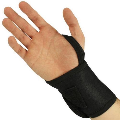 munhequeira  com polegar ajustável tendinite