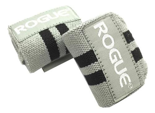 munhequeira rogue crossfit tamanho médio 45 cm cinza par original 12 x sem juros frete grátis