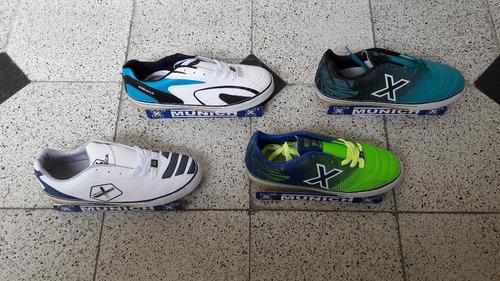 munich zapatillas para fútbol sala y salón