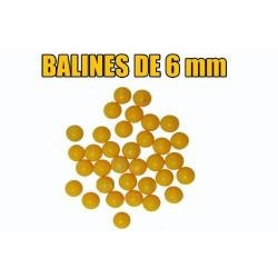 municiones air soft balines plasticos 6mm x 500 unidades