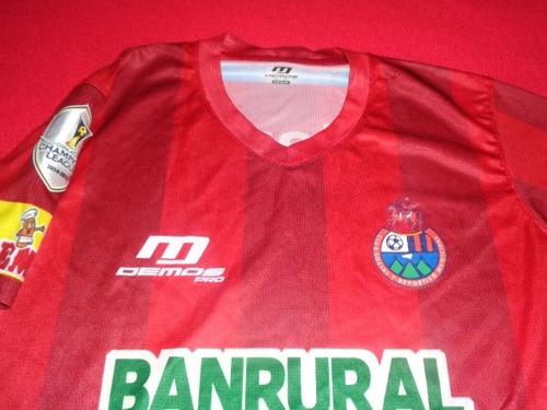 municipal concachampions jersey futbol soccer 10