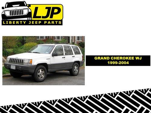 muñon inferior grand cherokee wj 1999 - 2004